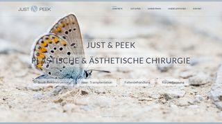 just-peek.de