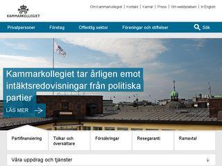 kammarkollegiet.se