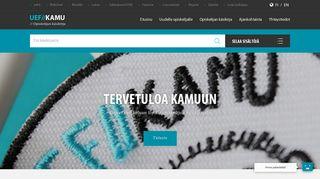 kamu.uef.fi