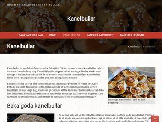 kanelbullar.se