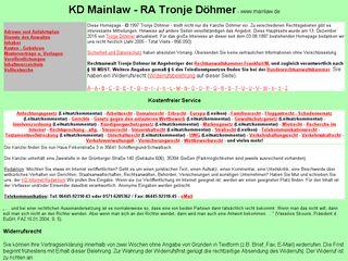 kanzlei-doehmer.de