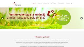 karismakonseptit.fi