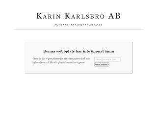 karlsbro.se