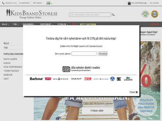 824d0e54d3df kidsbrandstore.se | Domainstats.com