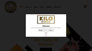 kiloeliquids.com