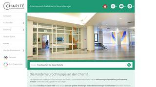 kinderneurochirurgie.charite.de