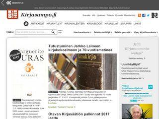 kirjasampo.fi
