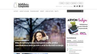 kirkkojakaupunki.fi