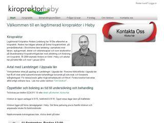 kiropraktorheby.se