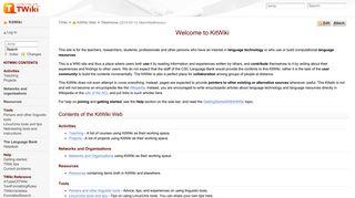 kitwiki.csc.fi