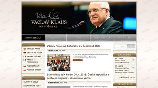 klaus.cz