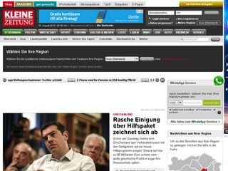 kleinezeitung.at