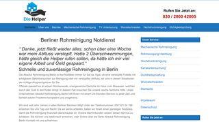 klempner-rohrreinigung-berlin.die-helper.de