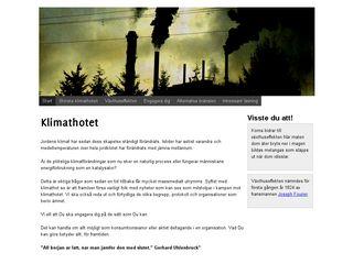 klimathot.se
