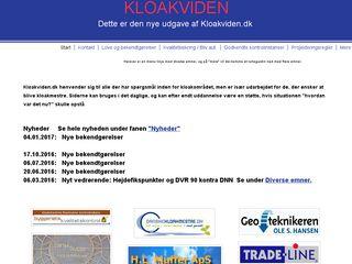 kloakviden.dk