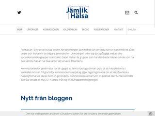 kommissionjamlikhalsa.se