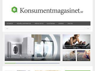 konsumentmagasinet.se