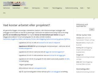 kostnadsguiden.se