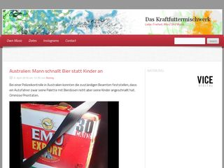 Preview of kraftfuttermischwerk.de