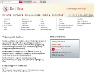 kreftlex.no