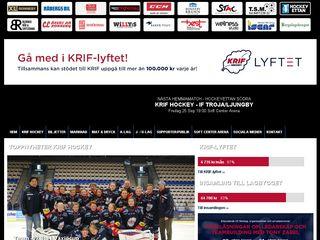 krifhockey.se