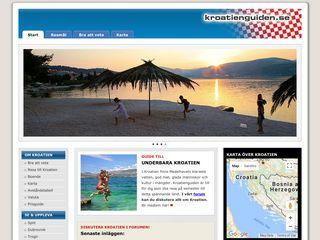 kroatienguiden.se