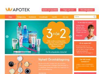 5f348821 kronansapotek.se | Domainstats.com