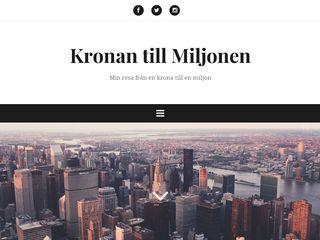 kronantillmiljonen.se