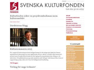 kulturfonden.fi