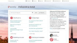 kundservice.ip-only.se