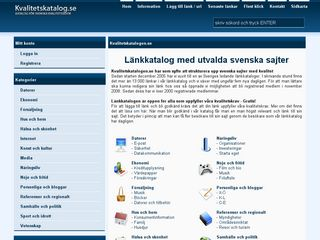 Preview of kvalitetskatalogen.se