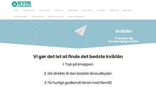 kviklaaneren.dk