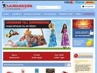 Lajbansson Se Domainstats Com