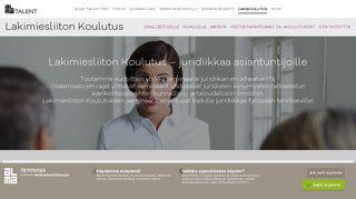 lakikoulutus.almatalent.fi