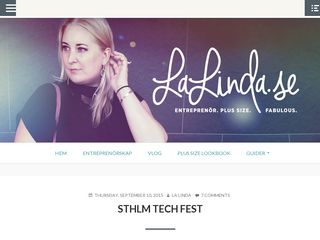 Preview of lalinda.se
