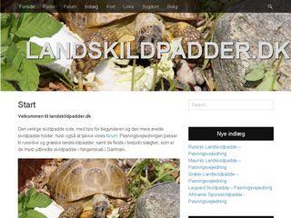 landskildpadder.dk
