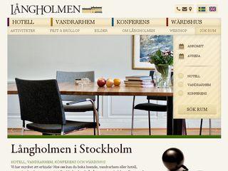 Preview of langholmen.com