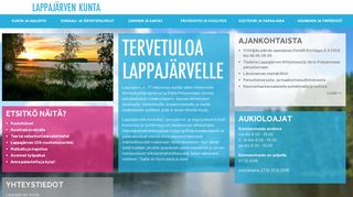 lappajarvi.fi