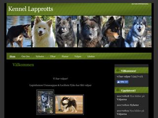 lapprotts.n.nu