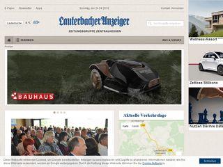 lauterbacher-anzeiger.de
