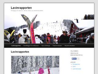 lavinrapporten.se