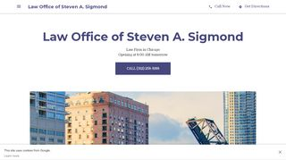 law-office-of-steven-a-sigmond.business.site