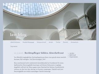 lawblog.de