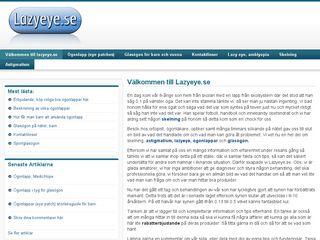 lazyeye.se