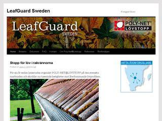 leafguard.se