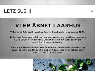 letzsushi.dk