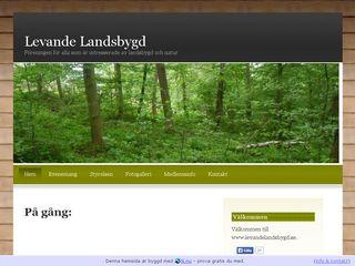 levandelandsbygd.se