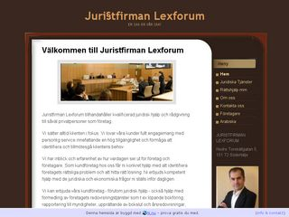 lexforum.se
