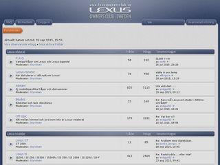 lexusownersclub.se