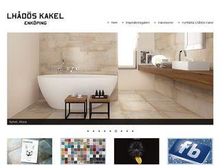 Earlier screenshot of svedjanskakel.com
